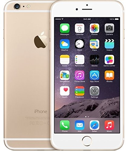 Apple iPhone 6 Plus - 64GB - Gold (AT&T) product image