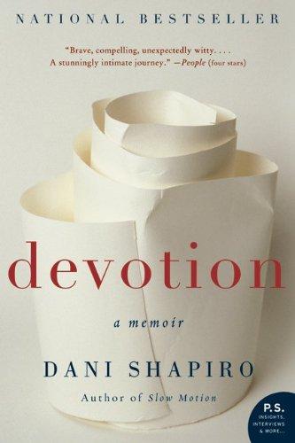Devotion A Memoir N/A edition cover