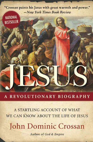 Jesus A Revolutionary Biography  1995 9780061800351 Front Cover