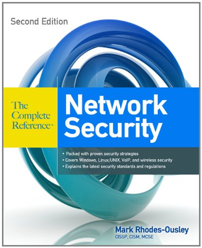 Information Security  2nd 2013 9780071784351 Front Cover