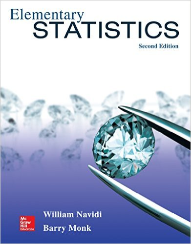 Elementary Statistics (Text Only) 2nd edition cover
