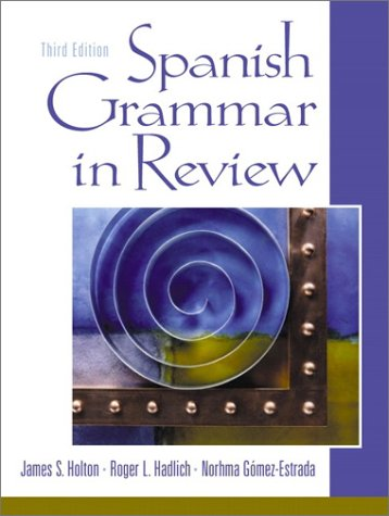 Spanish Grammar in Review  3rd 2001 (Revised) edition cover