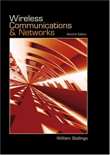 Wireless Communications and Networks  2nd 2005 edition cover