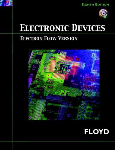 Electronic Devices  8th 2008 edition cover
