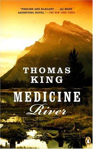 Medicine River   2005 (Revised) edition cover
