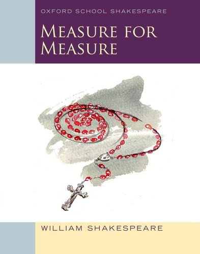 Measure for Measure  2nd 9780198393351 Front Cover
