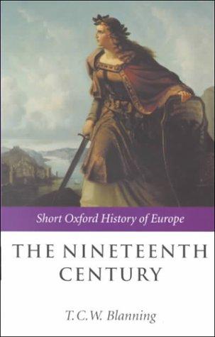 Nineteenth Century Europe 1789-1914  2000 edition cover