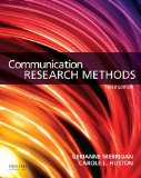 Communication Research Methods  3rd 2014 edition cover