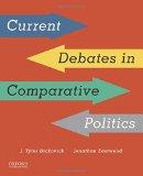 Current Debates in Comparative Politics   2015 edition cover
