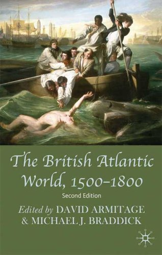 British Atlantic World, 1500-1800  2nd 2009 (Revised) edition cover