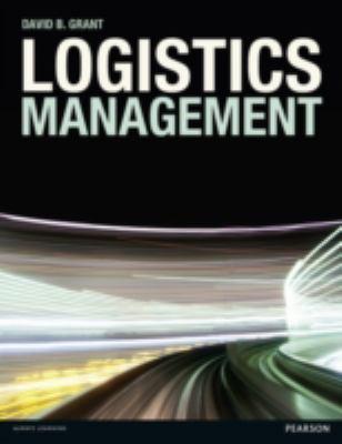 Logistics Management   2012 (Revised) 9780273731351 Front Cover