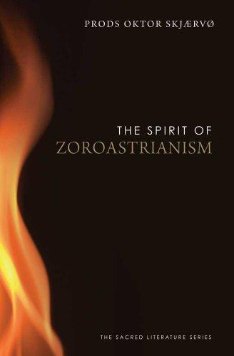 Spirit of Zoroastrianism   2011 edition cover