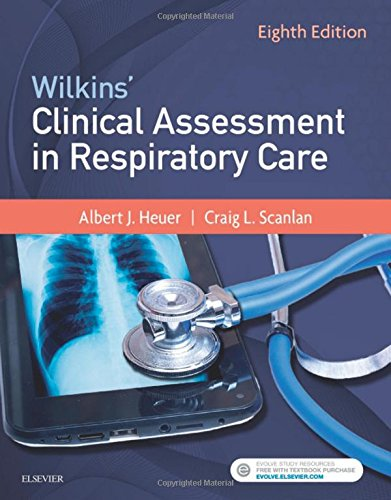 Wilkins' Clinical Assessment in Respiratory Care  8th 2018 9780323416351 Front Cover