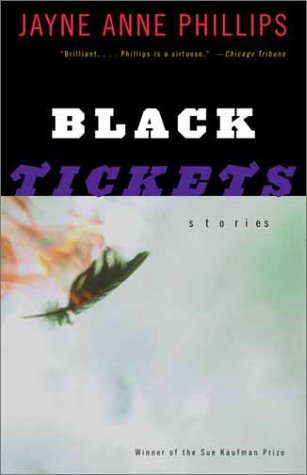 Black Tickets   2001 edition cover