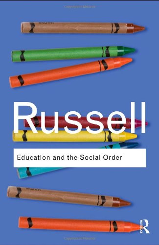 Education and the Social Order   2009 edition cover