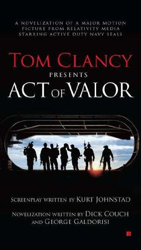 Act of Valor  N/A edition cover