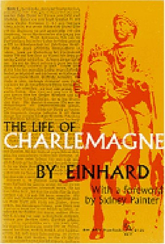 Life of Charlemagne   2000 edition cover
