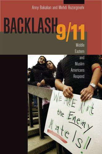 Backlash 9/11 Middle Eastern and Muslim Americans Respond  2009 edition cover