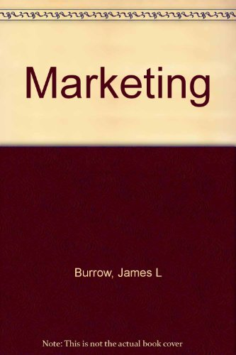 Marketing   2002 9780538432351 Front Cover