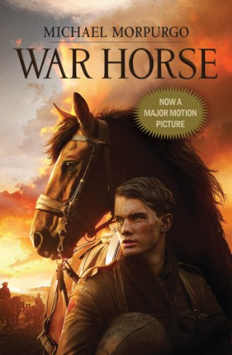 War Horse   2011 edition cover