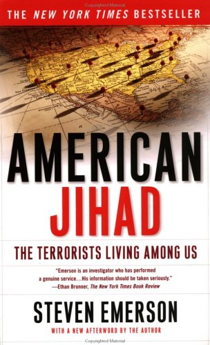 American Jihad The Terrorists Living among Us  2003 (Reprint) edition cover