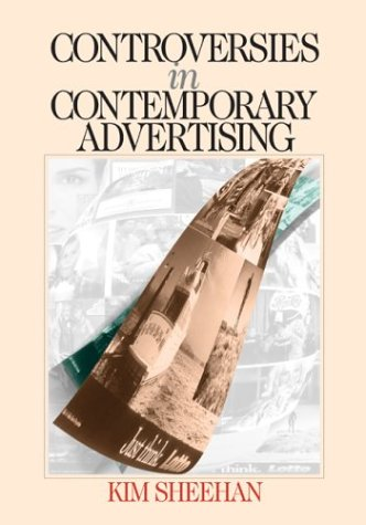 Controversies in Contemporary Advertising   2004 9780761926351 Front Cover