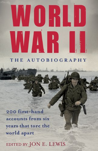 World War II The Autobiography N/A edition cover