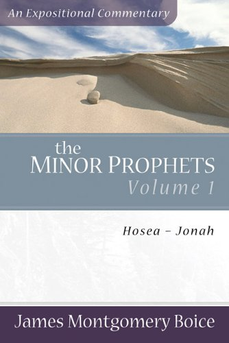 Minor Prophets Hosea-Jonah N/A edition cover
