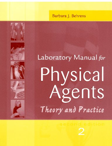 Laboratory Manual for Physical Agents Theory and Practice 2nd 2005 (Revised) edition cover