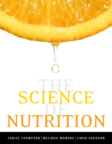 Science of Nutrition   2008 edition cover