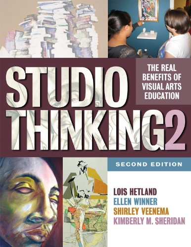 Studio Thinking 2 The Real Benefits of Visual Arts Education 2nd 2013 edition cover