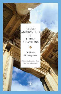 Titus Andronicus and Timon of Athens  N/A edition cover