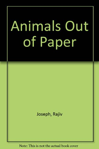 Animals Out of Paper   2009 edition cover
