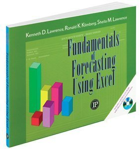 Fundamentals of Forecasting Using Excel   2008 edition cover