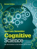Cognitive Science An Introduction to the Science of the Mind 2nd 2014 (Revised) edition cover