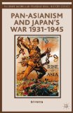 Pan-Asianism and Japan's War 1931-1945   2007 edition cover