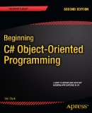 Beginning C# Object-Oriented Programming  2nd 2013 edition cover