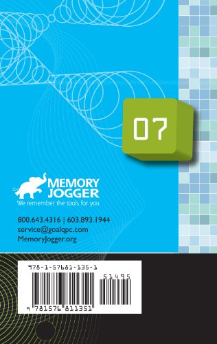 Problem Solving Memory Jogger 7 Steps to Improved Processes 2nd 2011 edition cover