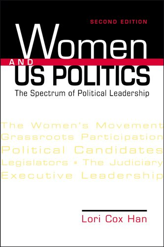 Women and US Politics The Spectrum of Political Leadership 2nd 2010 edition cover