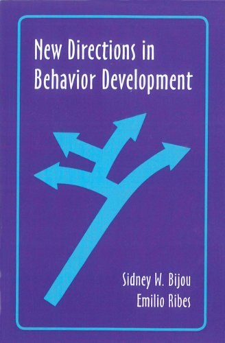 New Directions in Behavior Development  N/A edition cover