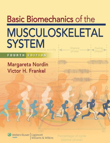 Basic Biomechanics of the Musculoskeletal System  4th 2012 (Revised) edition cover