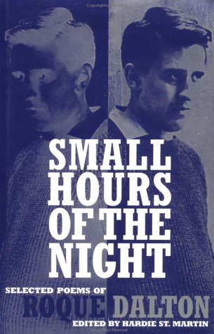 Small Hours of the Night Selected Poems of Roque Dalton  1996 edition cover