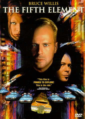 The Fifth Element System.Collections.Generic.List`1[System.String] artwork