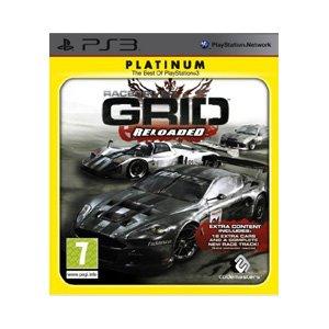 Grid: Reloaded- Platinum Edition (PS3) PlayStation 3 artwork