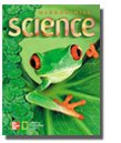 McGraw-Hill Science 2002 Frog N/A edition cover