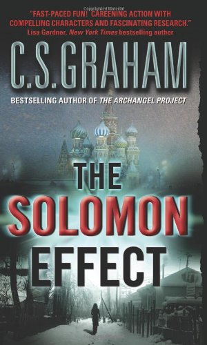Solomon Effect  N/A 9780061689352 Front Cover