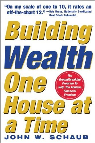 Building Wealth One House at a Time Making It Big on Little Deals  2005 edition cover