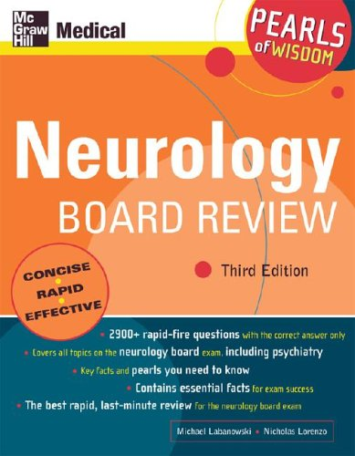 Neurology  3rd 2006 edition cover
