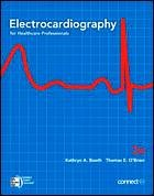 Electrocardiography for Healthcare Professionals 3rd 2012 edition cover