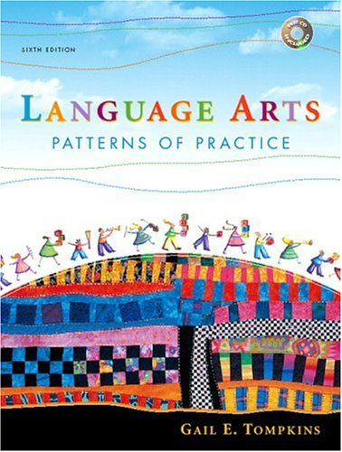 Language Arts Patterns of Practice 6th 2005 edition cover